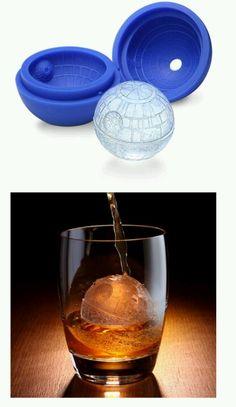 Death star ice cube