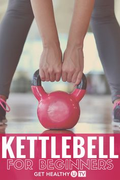 If you're new to kettlebell training, this quick kettlebell for beginners tutorial will show you what to expect in Amy Dixon's kettlebell workouts.
