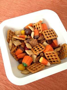 Food Fondness: Fall Snack Mix