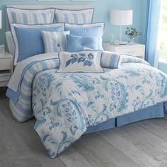 Calypso Bedding by IZOD Bedding