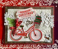 Stampin up Bike Ride