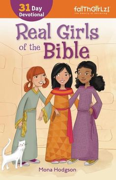 This devotional includes stories of thirty-one authentic Bible women to illustrate the power of the girlfriend community to surround and support girls as they become real women of God, while emphasizing each girl's individuality and God's special plan for her.