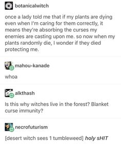 Just the concept of plants being curse/magic absorbers story prompts, plot ideas, Writing Help, Writing A Book, Writing Tips, Writing Prompts, Sentence Prompts, My Tumblr, Tumblr Posts, Tumblr Funny, Story Prompts