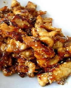 """Super Simple Teriyaki Chicken Recipe 