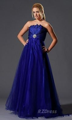 homecoming dress blue
