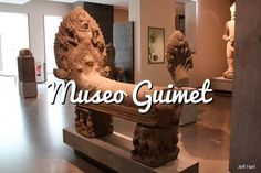 Museo Guimet: Horarios y precios de este museo de París #paris #viajar #turismo #travel