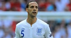 Rio Ferdinand: Defender will still be backing England despite being overlooked for Euro 2012 - Dignified in adversity. Still one of the best.