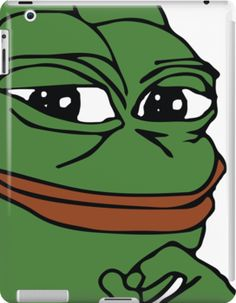 Smug Pepe (Highest Resolution)
