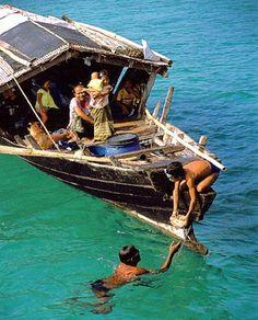 Moken: Sea Gypsies of Myanmar