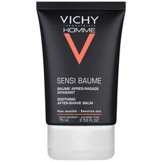 VICHY Laboratories Homme Sensi Balm Soothing Aftershave 75ml
