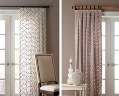 Kravet Novelty Sheers are a Beautiful Choice for your Windows says this New York Interior Designer