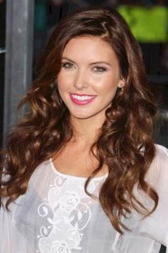 Audrina Patridge Full Curly Style | Long-Hair-Styles Hairstyle