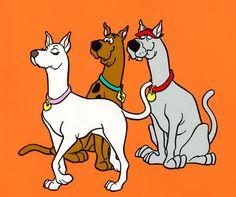The Doos: Dee, Scooby, and Dum