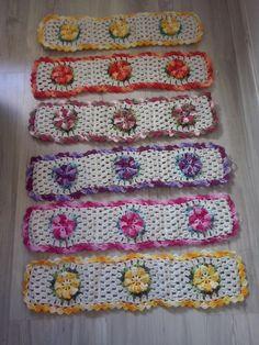 Porta papel higiênico em crochê | EDI ARTESANATOS | Elo7