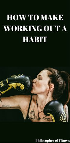 This is the EASIEST way to make working out a habit!