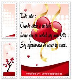 Descargar gratis bonitas tarjetas de amor para mi pololo :http://www.consejosgratis.es/textos-de-amor-para-mi-novio/