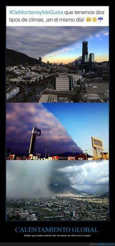 Esta instantánea de Monterrey es brutal - Sabes que existe cuando hay dos tipos de clima en tu ciudad   Gracias a http://www.cuantarazon.com/   Si quieres leer la noticia completa visita: http://www.estoy-aburrido.com/esta-instantanea-de-monterrey-es-brutal-sabes-que-existe-cuando-hay-dos-tipos-de-clima-en-tu-ciudad/
