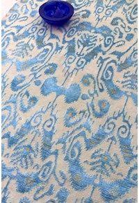 Modern Collection,The Carpet Cellar,Montage Wool-Silk<br>TCC-6790<br>6.2 Feet X 4.3 Feet