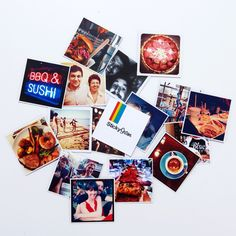 These perfectly filtered, personalized magnets are just one of our best gift ideas. More: http://www.womenshealthmag.com/life/holiday-gift-guide-friends-with-fams?cm_mmc=Pinterest-_-womenshealth-_-content-life-_-giftsforfriendswithkids