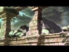 Canciones Disney♫Quiero ser como tú♪El libro de la selva - YouTube