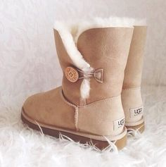 I really didn't like UGGS. I started looking at them, and they're now so cute!