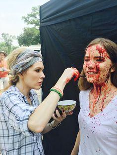 Willa Fitzgerald Took Us Behind-the-Scenes on Set of MTV's 'Scream'