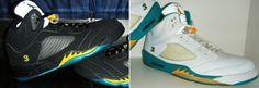 air jordan 5 pe feature chris paul hornets Sneakers That Ignited The Sample  PE Craze: Air Jordan 5s for NBA Players