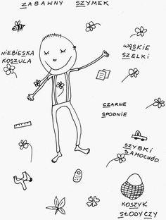kolorowanki-2 Logos, Fictional Characters, Speech Language Therapy, Logo, Fantasy Characters