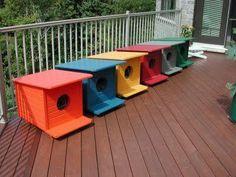 and Cheap Dog Houses , . Easy and Cheap Dog Houses , Easy and Cheap Dog Houses , Pets DIY Shelter Cats. Feral Cat Shelter, Feral Cat House, Feral Cats, Cat Shelters, Shelter Dogs, Double Dog House, Cheap Dog Houses, Outside Cat House, Insulated Cat House