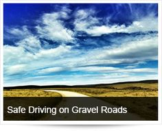 Arrive Alive South Africa   Safe Driving on Gravel Roads