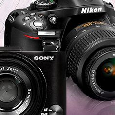 The 10 Best Digital Cameras From simple compact models up to full-featured digital SLRs, here's a look at the top cameras we've tested recently.