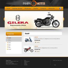 Pampa Motos - Catálogo Autogestionable