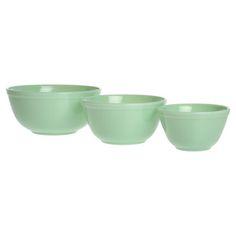My design inspiration: Mixing Bowl Set Jadeite on Fab.