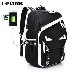 b797ca8c06 T-Plants Fashion Backpacks for Men Oxford Notebook Laptop Bag Travel brands Rucksack  Cool School Bags in Men s Casual Daypacks