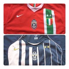 "72e08ea53df Iconic Kits on Instagram  ""Nike + juve Away shirts 04 05 + 05 06 Link in  bio to shop serie a classics ☝ "". Vintage Football ShirtsEuropean  FootballAdidas ..."