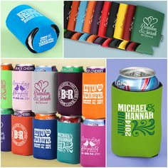 Planning a wedding? Can Coolers are the perfect way to remember the day! http://www.4imprint.com/tag/510/Can