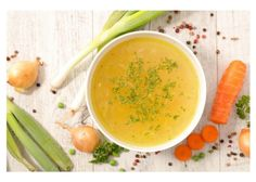 Skip the bones, but enjoy the health benefits of this delicious vegan vegetable broth.