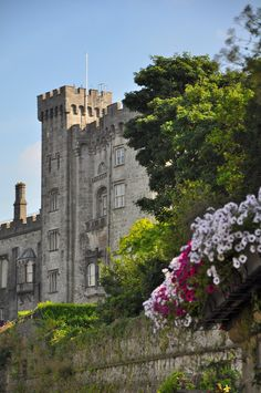 Kilkenny Castle, Ireland @Cheapflights