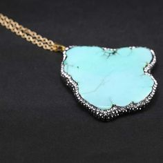 Find More Pendant Necklaces Information about Turquoise Necklace Women Jewelry Druzy Gifts 24K Gold Long Chain Quartz Crystal Agate Natural Stone Pendant Turquoise Necklace,High Quality jewelry fashion necklace,China jewelry silver necklace Suppliers, Cheap jewelry handcuff necklace from -LINKS on Aliexpress.com