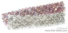Hair Accessories Beaded Barrettes $8.99