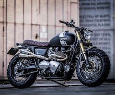 2016 Partner Appreciation Day Thanks to for hooking us up with dope fenders for our and builds - top notch work and a constant inspiration Triumph Scrambler, Triumph Motorcycles, Scrambler Motorcycle, Custom Motorcycles, Custom Bikes, Triumph Bonneville, Street Scrambler, Motos Retro, Motorcycle Design