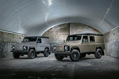 Land Rover Defender XTech Edition  $43,500