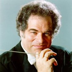 Itzhak Perlman who both played with and conducted the San Francisco Symphony    #SanFrancisco #orchestra #Vivaldi #Mozart #Tchaikovsky