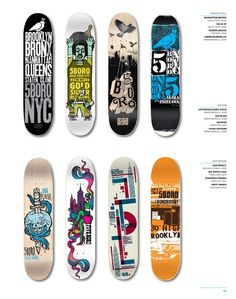 Book Suggestion: New Skateboard Graphics | Abduzeedo | Graphic Design Inspiration and Photoshop Tutorials