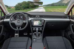 VW Passat Alltrack Fahrbericht: Erste Fahrt mit dem Offroad-Kombi