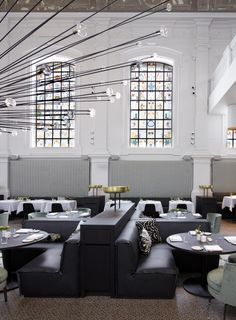 Restaurante The Jane, por Piet Boon | arktalk