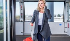 Red-Eye Wrap (Charcoal) ---- Betabrand