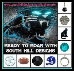 The cats are in the Queen City! Living a Charmed Life Charmed in the Queen City with South Hill Designs ‪#‎CARvsBUF‬ ‪#‎keeppounding‬