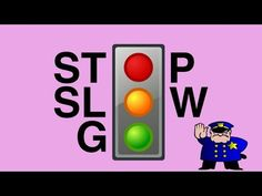 Learn Traffic Rules & Traffic Signs For Kids Road Safety Games, Road Safety Signs, Road Safety Poster, Safety Posters, Traffic Rules For Kids, Safety Rules For Kids, Preschool Classroom, Preschool Activities, Summer Activities