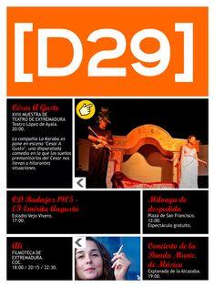 Toda la información del fin de semana en 48horasBadajoz.com.